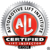 ALI Certified Lift Inspections Florida